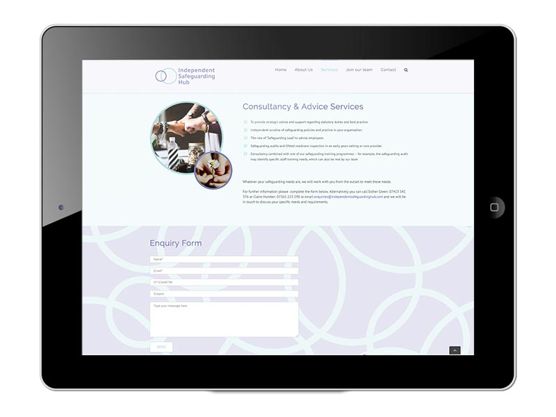 Responsive Web Design for Social Workers