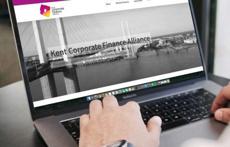 KCFA Website Design